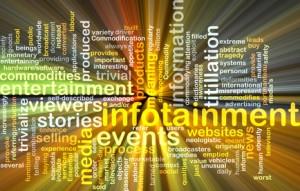 infotainment - lead generation - lead nurturing