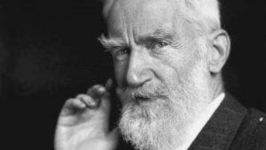 George Bernard Shaw School of Marketing