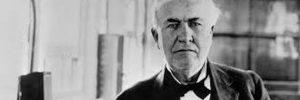 Thomas Edison story and content marketing