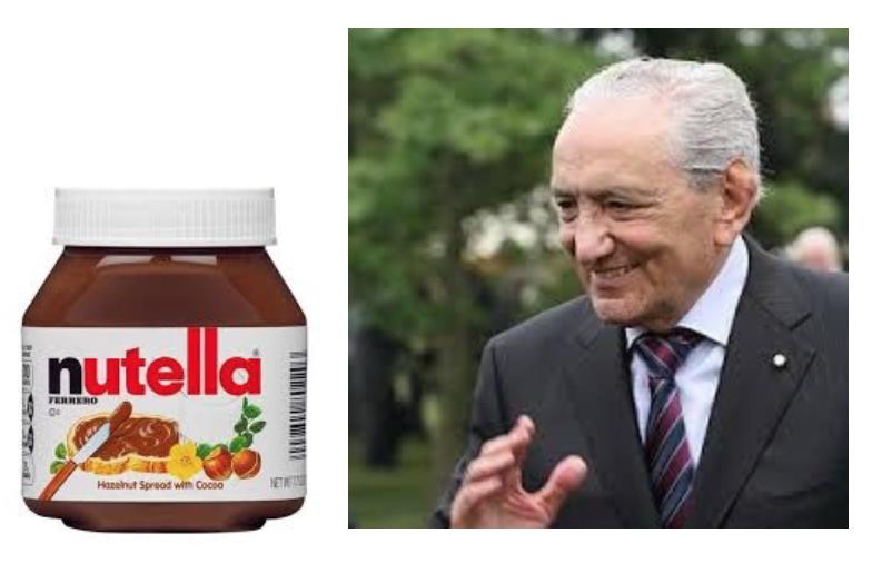 Michele Ferrero - Nutella